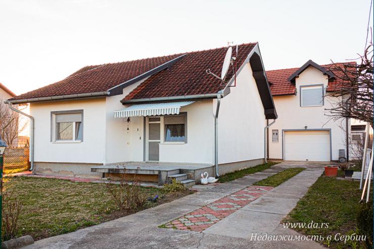 Два отличных новых дома недалеко от Лозницы