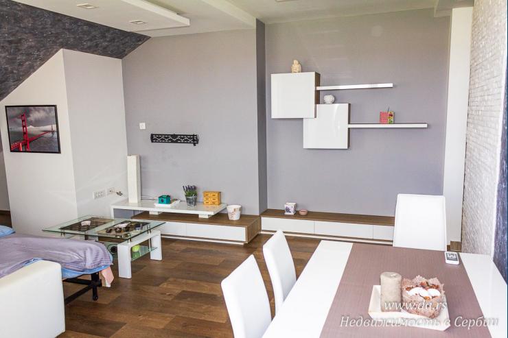 Новая двухкомнатная квартира в Лознице