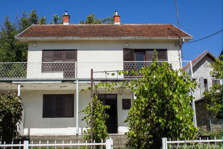 Дом на курорте Баня Баданя