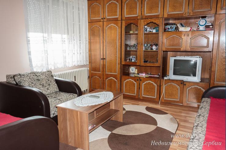 Двухкомнатная квартира в Лознице