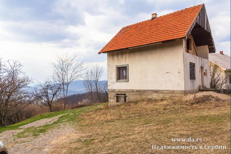 Дом на горе в Бане Ковиляче