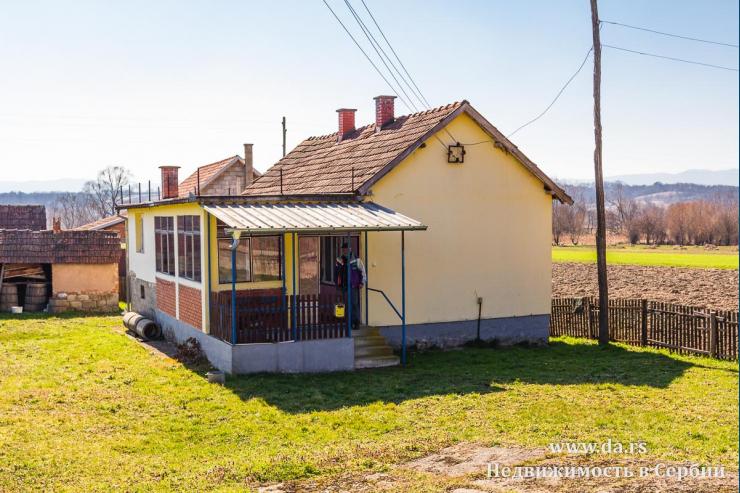 Недорогой дом в селе