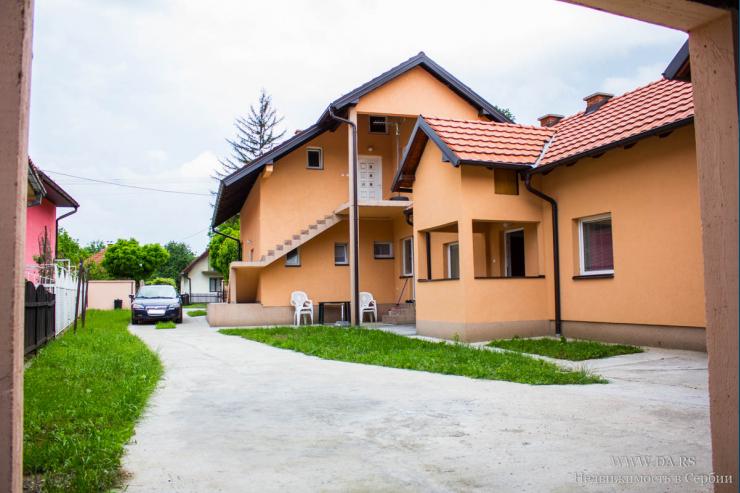 Новый дом на курорте Баня Ковиляча