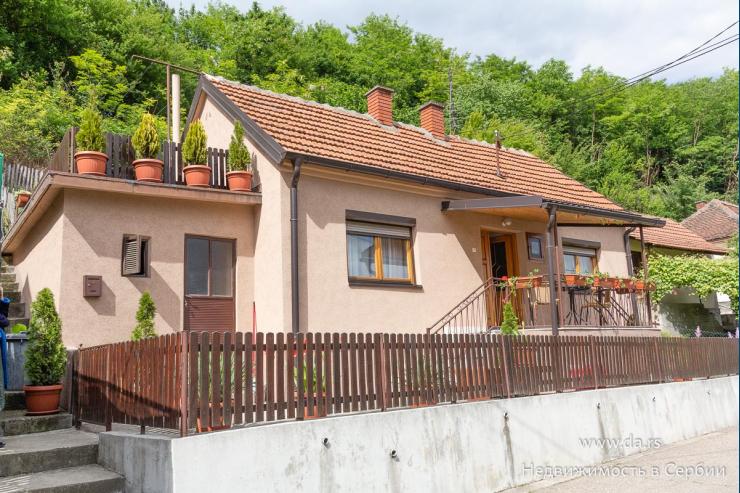 Небольшой дом с ремонтом с городской черте Лозницы