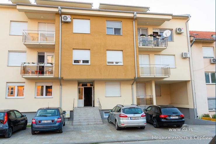 Квартира в новостройке в Лознице