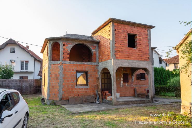 Два дома в Бане Ковиляче