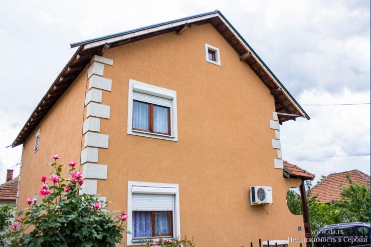 Новый дом в городе Крушевац