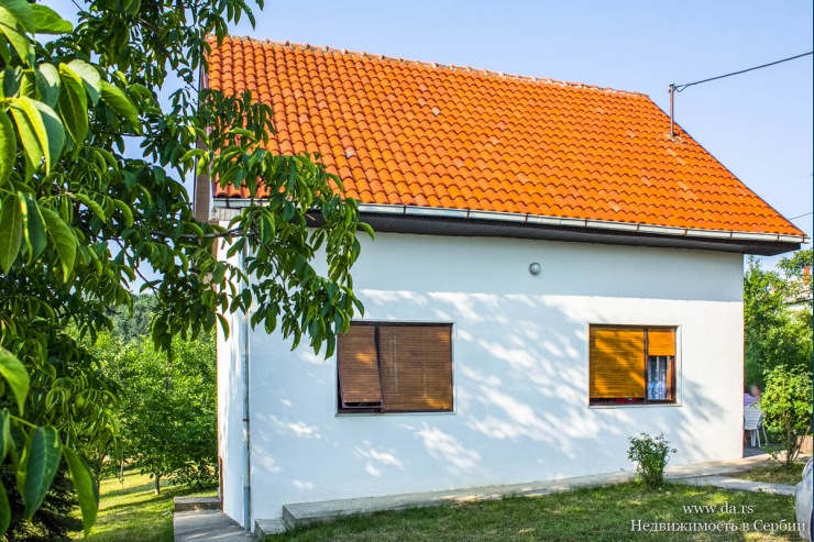 Небольшой дом в Сопоте