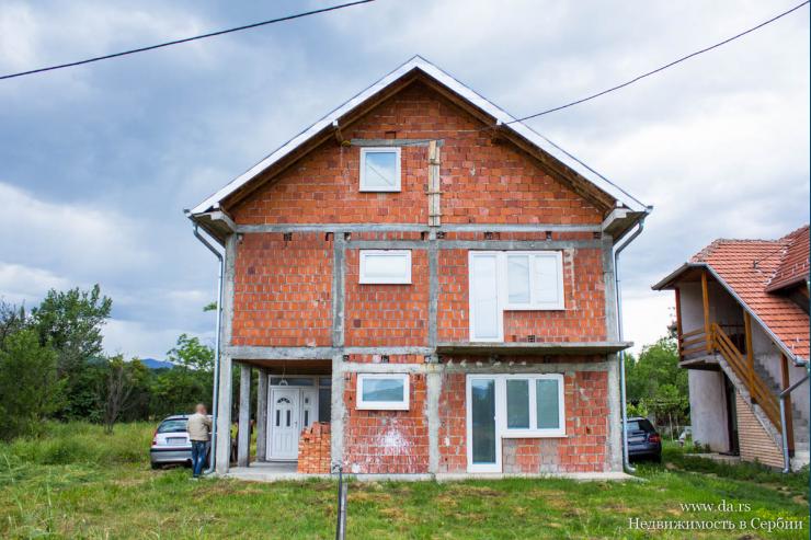 Новый дом в Кралево